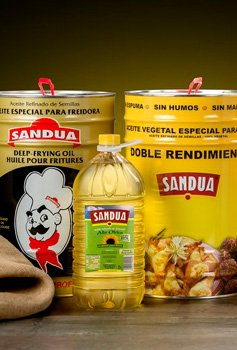 Sandua Special frying oils