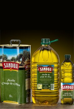 Olive oil and olive pomace oil