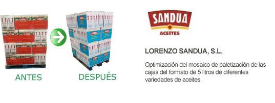 Aceites Sandúa se adhiere al Plan Sectorial de Prevención de Ecoembes