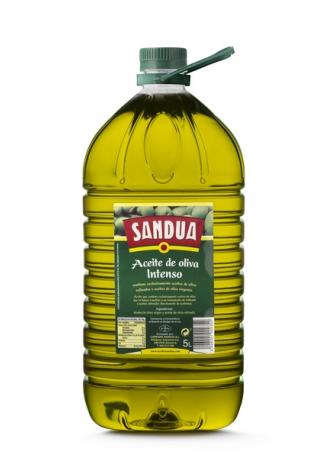 Aceite de oliva intenso Sandúa