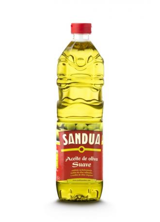 Aceite de oliva suave Sandúa