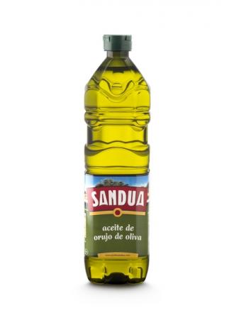 Aceite de orujo de oliva Sandúa