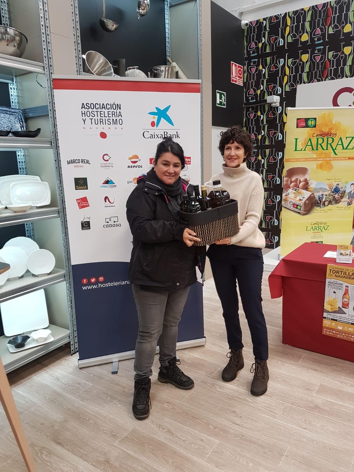 La tortilla de patata tradicional del bar Monasterio gana el Premio Sandúa