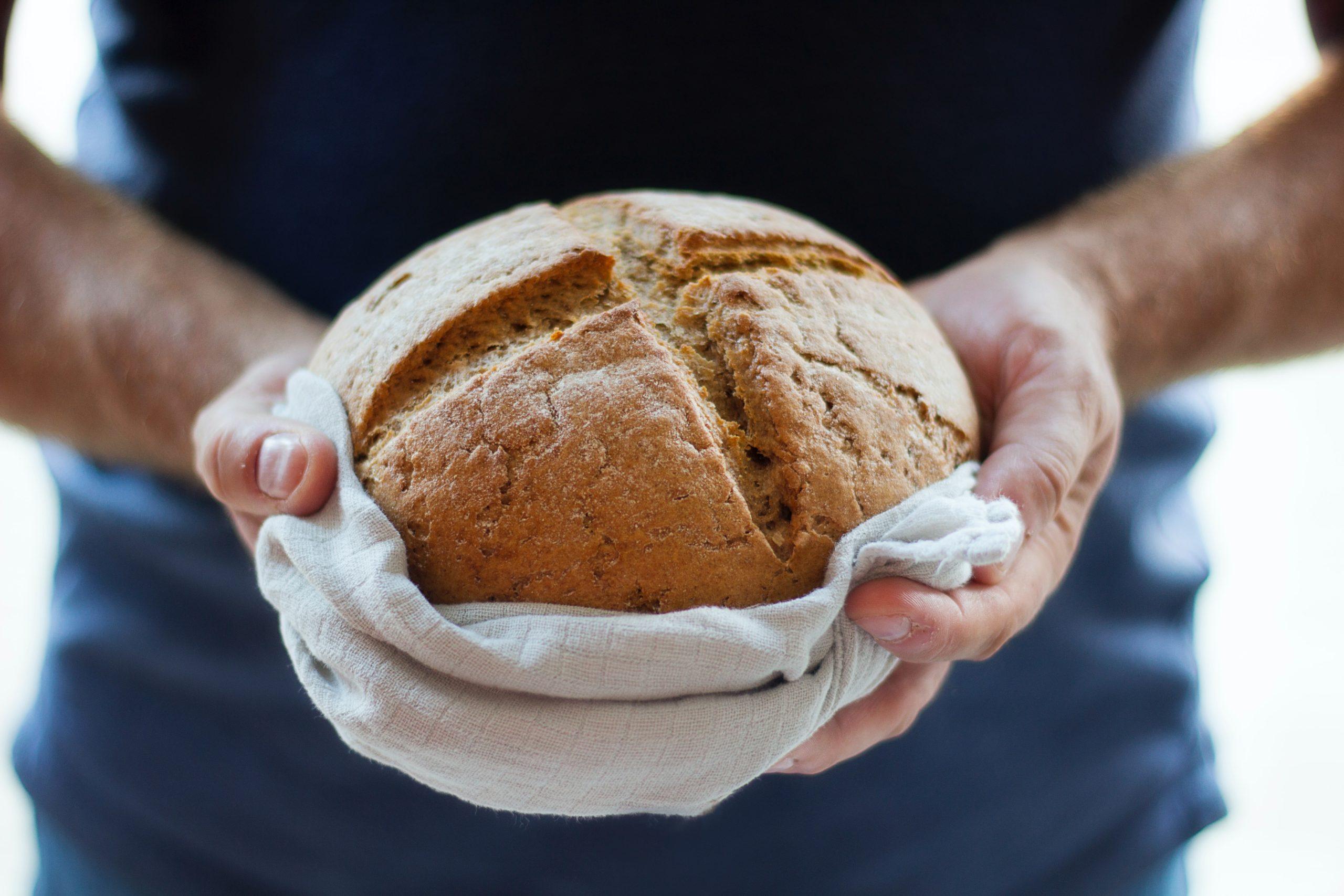 La receta más fácil para hacer el mejor pan casero