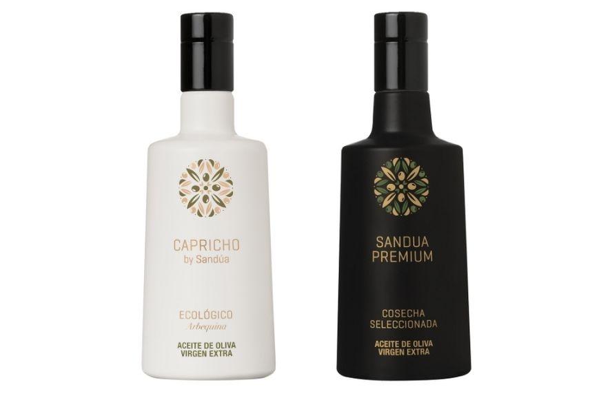 Sandua launches new premium extra virgen olive oils