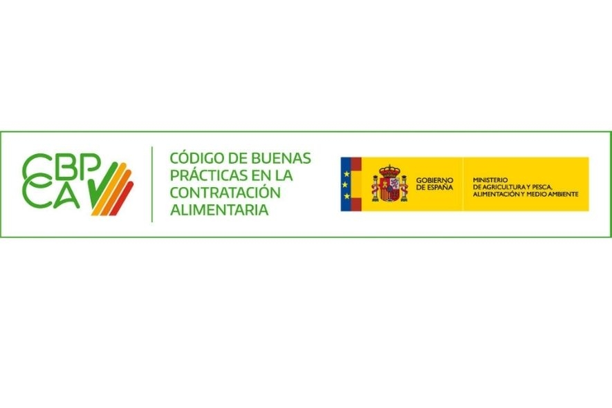 Sandua adheres to the Code of Good Commercial Practices in the Food Trade of MAPAMA (Ministry of Agriculture and Fishing, Food and Environment of Spain)