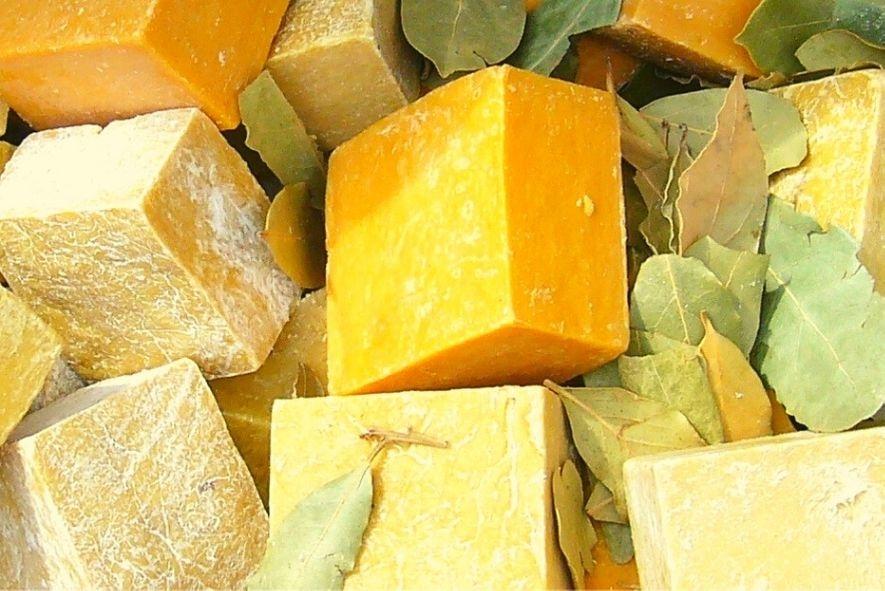 Cmment fabriquer du savon à la maison avec de l'huile usagée