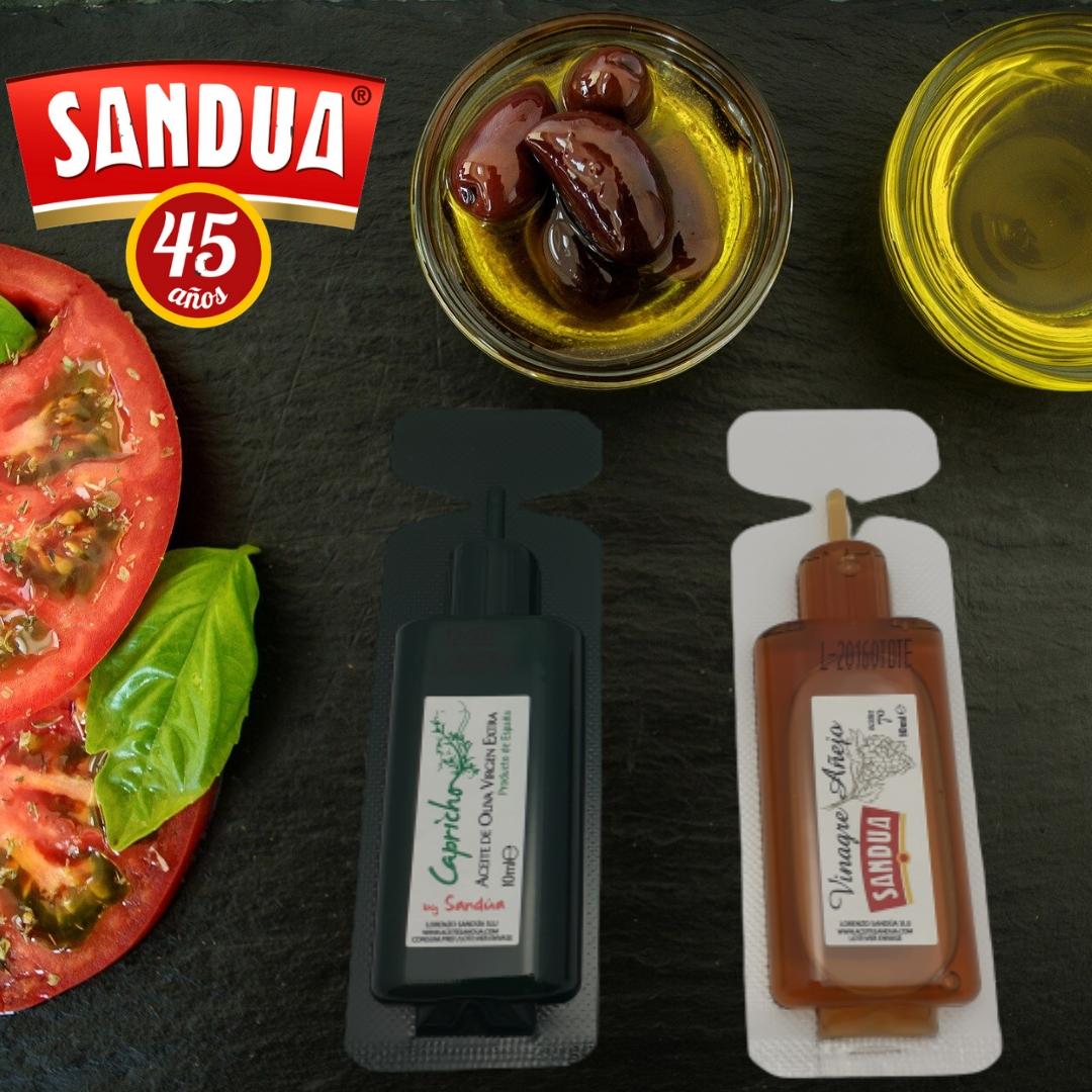 Nuevas monodosis de Sandúa, más cómodas, limpias y de fácil vertido