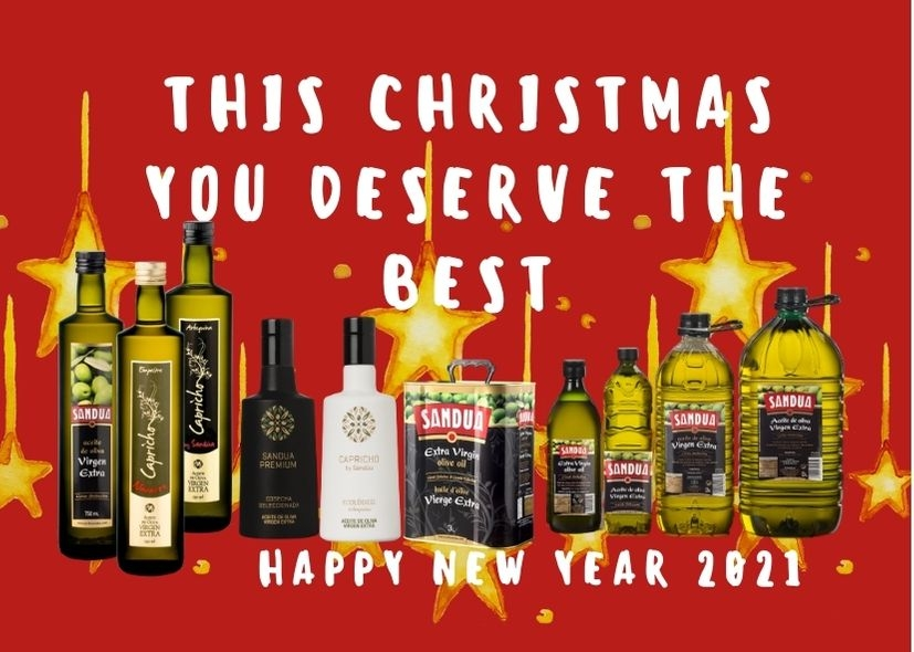 This Christmas you deserve the best