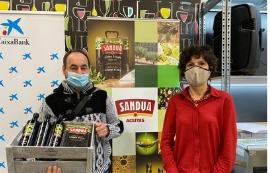 Bearan Bar &Rooms, Premio Sandúa a la mejor cazuelica elaborada con su aceite